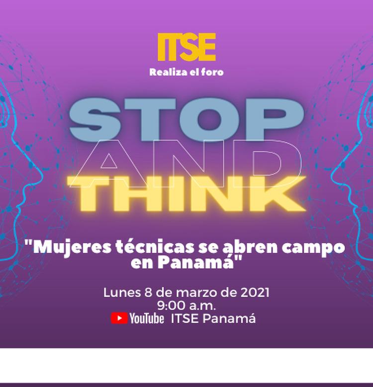 Imagen de portada Stop & Think - Mujeres