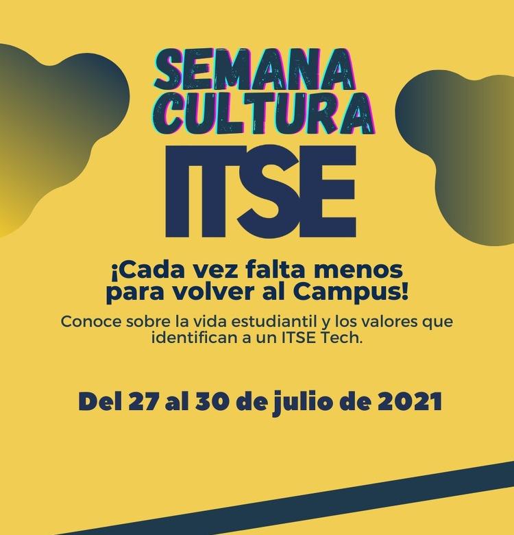 Imagen de portada Cultura ITSE - Historia de Éxito con Valores