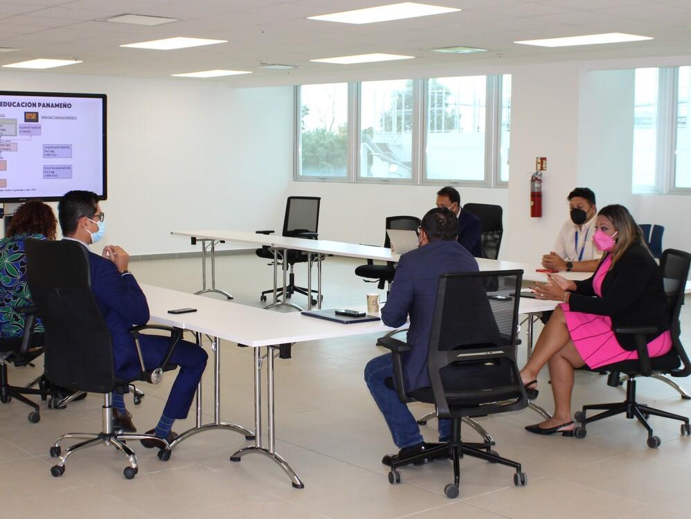 Imagen de portada ITSE y Metro de Panamá se reúnen para fortalecer la educación superior en el campo técnico especializado