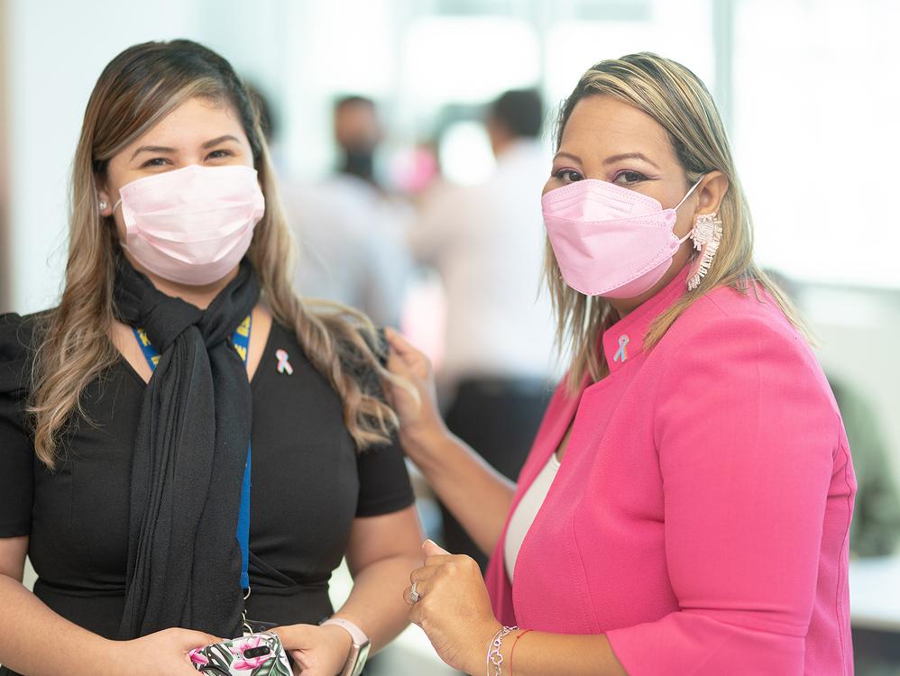 Imagen ITSE se une a la lucha contra el cáncer de mama y próstata