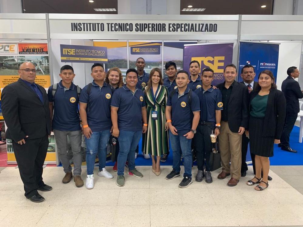 Imagen de portada El ITSE fortalece su presencia con los sectores empresariales durante la feria Expo Máquina 2020