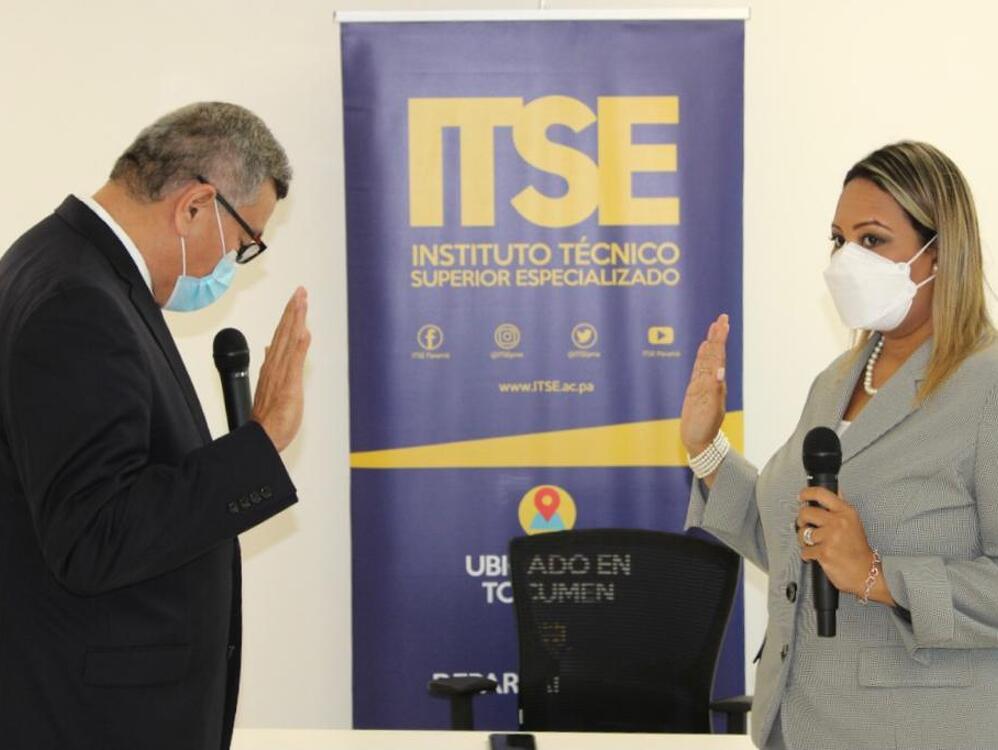 Imagen de portada Nueva Gerente Educativa del ITSE toma posesión y se propone llevar al instituto a la excelencia