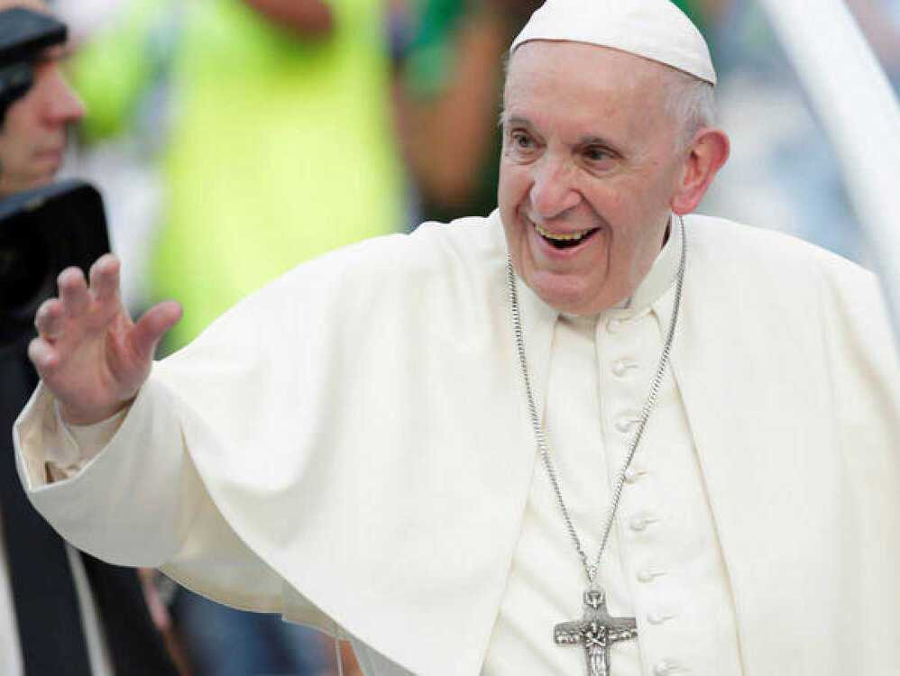 Imagen de portada Papa Francisco envía un mensaje a los docentes del mundo
