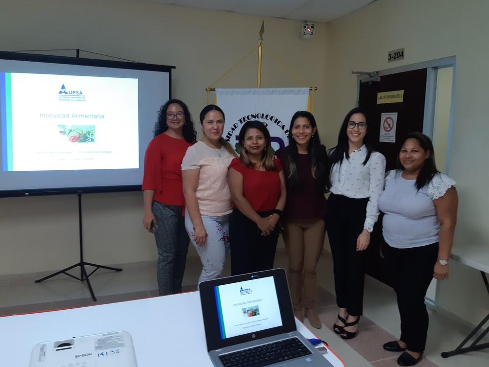 Imagen de portada Instructoras del ITSE asisten al foro de Inocuidad Alimentaria