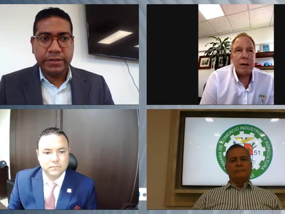 Imagen Empresarios panameños hablan sobre los retos que enfrentarán post pandemia