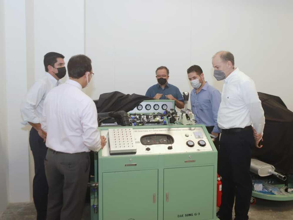 Imagen La CCIAP y AMCHAM buscan trabajar en conjunto con el ITSE para promover las carreras técnicas en Panamá