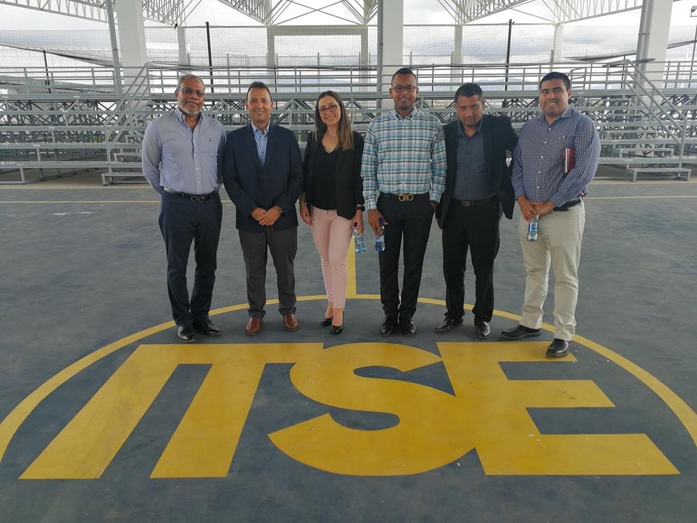 Imagen de portada El ITSE recibe en sus instalaciones a personal del Metro de Panamá con miras a futuras alianza de cooperación educativa